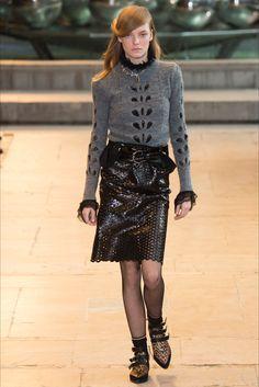 Sfilata Isabel Marant Parigi - Collezioni Autunno Inverno 2016-17 - Vogue