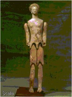 Ancient Greek Doll of Ivory Greek Artifacts, Ancient Artifacts, Artist Mannequin, Aboriginal Culture, Magic City, Ancient Civilizations, Ancient Greece, Antique Dolls, Archaeology