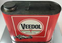 Veedol (European) Racing Oil - Top of Can