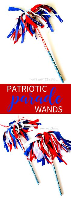Easy Patriotic Parad