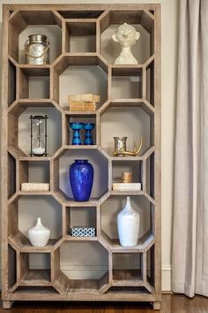 design by beth keim, owner lucy and company, photo by mekenzie loli Home Decor Furniture, Cool Furniture, Furniture Design, Cheap Home Decor, Diy Home Decor, Room Decor, Space Saving Kitchen, Room Partition Designs, Bookshelf Design