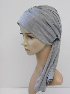 Womens Turban Snood is made from very soft and warm high quality viscose jersey fabric. Its made with ends and under cap that gives volume and also keeps you warm. Turban Snood is effortless to wear, they require minimum fuss and fixing and fit securely to all adult head size. They