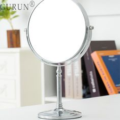 $36.80 (Buy here: https://alitems.com/g/1e8d114494ebda23ff8b16525dc3e8/?i=5&ulp=https%3A%2F%2Fwww.aliexpress.com%2Fitem%2FGuRun-makeup-mirror-espejo-de-maquillaje-Two-sided-Desktop-6-8inch-3x-5x-7x-10x%2F32716026402.html ) GuRun makeup mirror espejo de maquillaje Two-sided Desktop 6/8inch 3x 5x 7x 10x magnifying mirror  22022 Chrome  Dropshipping for just $36.80