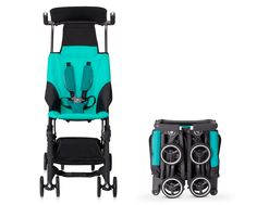 Meet the most compact stroller in the world! The Pockit Stroller by GB.