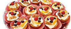 Copie a Receita de Cupcake natalino - Receitas Supreme