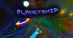 Hi! I'm working on a PC game called Planetship where you fly through a colorful universe trying to find a new home. If you review PC games online I'd love to get in touch with you!
