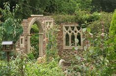 images about Garden follies on Pinterest Gothic