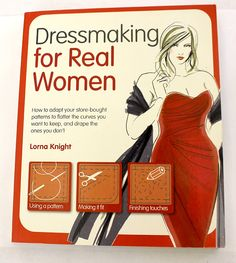 Justine's Sewing Bookshelf: Dressmaking For Real Women