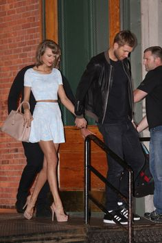 Taylor and Calvin in NYC 5.26.15