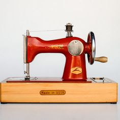 Best Vintage Sewing Machine Products on Wanelo