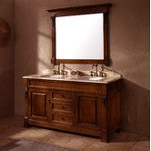 "Found it at Wayfair - Brookfield 60"" Double Bathroom Vanity Set"