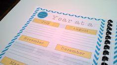 The Organized Teacher {Editable Planners}