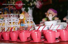 Erly Nóbrega: Festa Branca de Neve