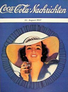 Anuncio Coca-Cola 1937