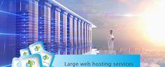 Large Web Hosting Services