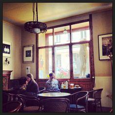 Café Sladkovský in Praha, Hlavní město Praha