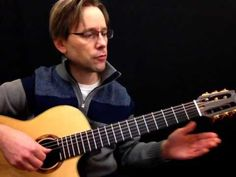 guitar lesson - intermediate picking - YouTube
