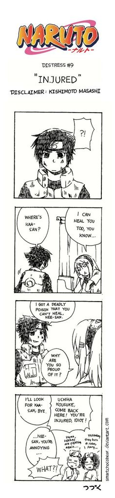 Sasusaku children comic