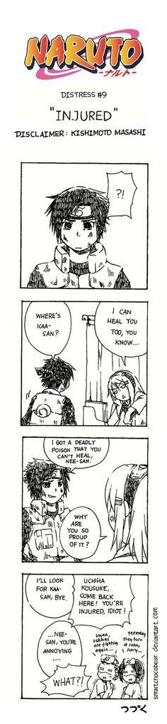 Sasusaku children comic