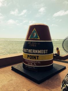 Southernmost point in the 48 contiguous states:Key West, FL in Key West, FL