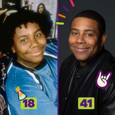 Kenan Thompson: Then and Now Kenan Thompson, Nick Jr, Fountain Of Youth, First Tv, Good Burger, Instagram Images, Instagram Posts, Film Movie, Live Action