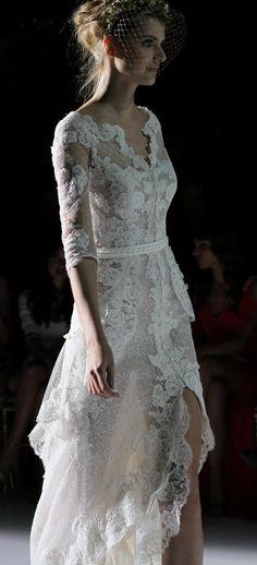 Pronovias 2014   Wedding Dresses   Wedding Dresses Pronovias...i would wear this  to the bachelorette event!