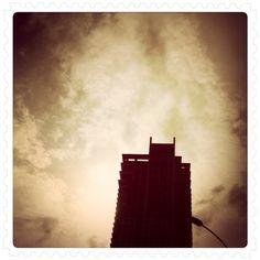 Sunset on Day 7 of #30daysofcreativity