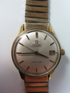 Omega Gents Watch est £100-£200 to be auctioned 15/6/16