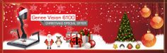 A Dream Christmas Offer: > Great selection of Animation Tools > View 2d and 3D Objects in great detail! > Compact Model, Motorized Turning Head…