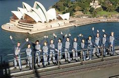 A must do in Sydney - Top of the Bridge  Been to Sydney but woud ike to walk the bridge