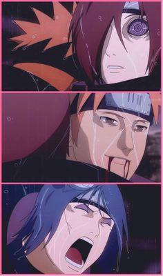 Saddest moment in Naruto.