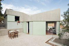Casa Baladrar / Langarita Navarro Arquitectos (Benissa, Alicante, España) #architecture