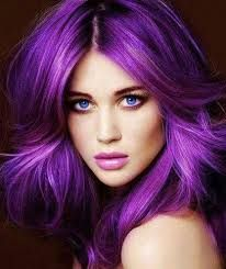 ultra violet hair colour - Google-søk