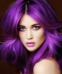 ultra violet hair colour - Google-søk