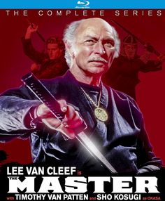 THE MASTER: THE COMPLETE SERIES BLU-RAY SET (KINO LORBER)