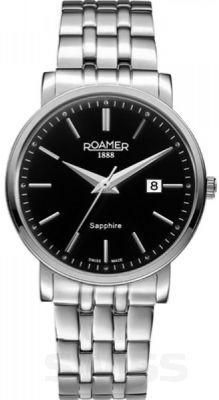 Z #Roamer na pewno nie spóźnisz się na biznesowe spotkanie.  #roamer #roamerwatch #silver #business #watch #zegarek #zegarki #butikiswiss #butiki #swiss