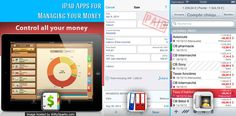 iPad apps finance for managing money