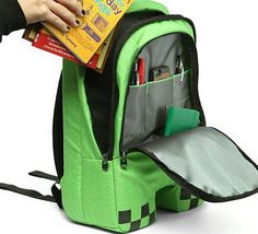 $33.90 (Buy here: https://alitems.com/g/1e8d114494ebda23ff8b16525dc3e8/?i=5&ulp=https%3A%2F%2Fwww.aliexpress.com%2Fitem%2F2015-HOT-High-Quality-creeper-backpacks-school-bags-minecraft-backpack-for-unisex-bolsas-GAME-Best-Birthday%2F32442453367.html ) 2015 HOT High Quality creeper backpacks school bags,minecraft backpack for unisex bolsas GAME Best Birthday Gifts   for just $33.90