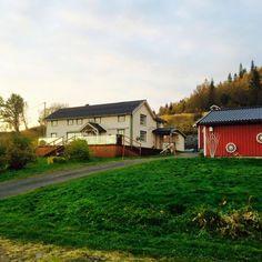 Her er Gamle Lensmannsgården