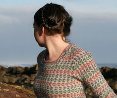 another brilliantly knitted and great background story piece by Kate Davies