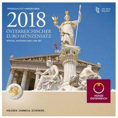ÖSTERREICHISCHER EURO-MÜNZENSATZ 2018