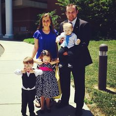 Dedicated to the Duggars — #Family #Blessed @annaduggar source: josh IG