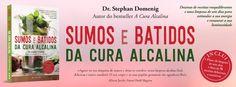Sinfonia dos Livros: Novidade Vogais | Sumos e Batidos da Cura Alcalina...