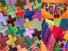 Kaffe Fassett exposition by eclectic gipsyland, via Flickr