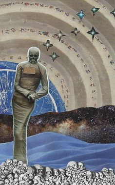 SoulCollage® – Council Suit – Death I am the elegant design of Death, the guardian of the grand cycles of time and experience. Collage Artists, Collages, Soul Collage, Expressive Art, Self Discovery, Smash Book, Art Therapy, Dark Fantasy, The Guardian