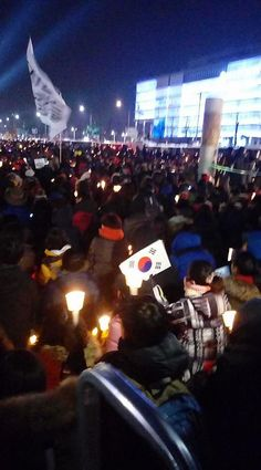 The 9th Candlelit Protest and Special Prosecution in South Korea | 코리일보 | CoreeILBO