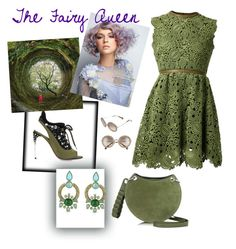 The Fairy Queen by steffyyeah on Polyvore featuring polyvore, fashion, style, Valentino, Miu Miu, Emilio Pucci and Roberto Cavalli