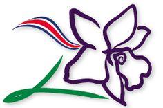 La Guaria Morada es la flor nacional de Costa Rica.  El logo del congreso de la FOCAP 2015 representa esta belleza natural.