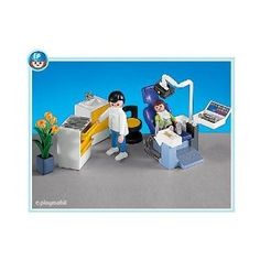 Playmobil dental office, I just bought this! Dental World, Dental Life, Dental Humor, Dental Hygienist, Oral Health, Dental Health, Kids Dentist, Dental Assistant, Orthodontics