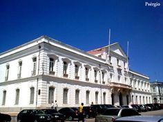 Palácio Lauro Sodré & Museu do Estado do Pará, antigo Palácio do Governo, construído pelo Arquiteto Italiano Landi sob a administração do Marquês de Pombal.